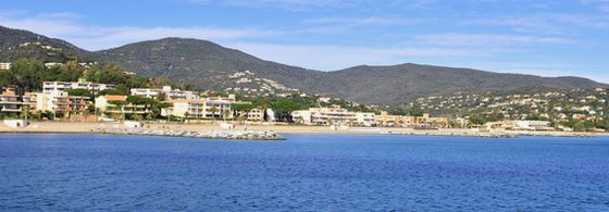 Cavalaire sur mer cavalaire hotel camping chambres d - Chambres d hotes cavalaire ...